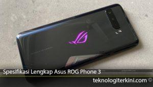 Spesifikasi-Lengkap-Asus-ROG-Phone-3