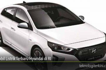 Mobil Listrik Terbaru Hyundai di RI