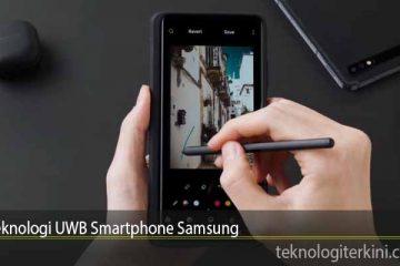Teknologi UWB Smartphone Samsung